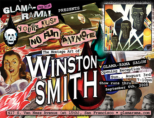 the life and work of winston smith Get access to dream world of winston smith essays only from anti essays listed results 1 winston smith has his work and all his life cut out for him.