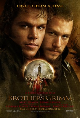 TheBrothersGrimm Poster7 270x400 The Brothers Grimm