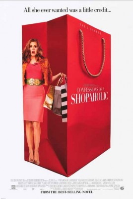 confessions of a shopaholic 268x400 Forgive Me, For I Have Sinned...