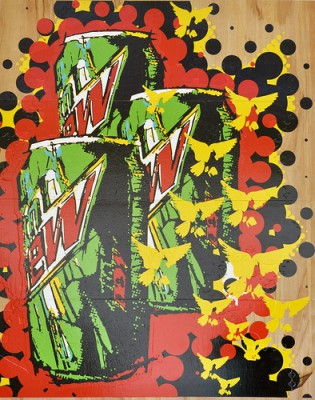 dewart 315x400 Mountain Dew, Do the Art