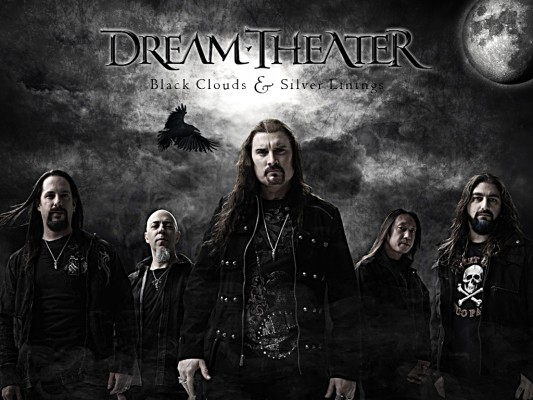 dq3mnr 533x400 Dream Theater   Black Clouds & Silver Linings