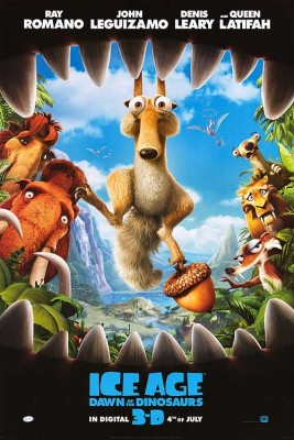 ice age 3 poster 267x400 Before Global Warming there was the Ice Age