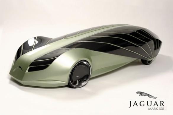 jaguarxxi01 585x389 Jaguar Bionomic Autonomous Limo Concept