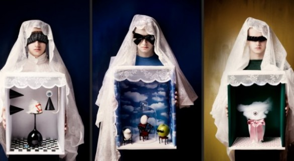madame peripetie conceptual photography 11 600x330 585x321 The inscrutable world of Madame Peripetie