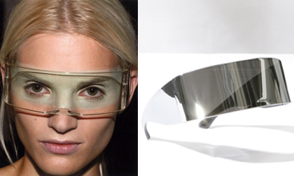 margiela sunglasses2 Margiela Shades Us Up