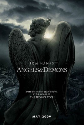 promo poster1 269x400 Angels & Demons