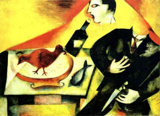 04044 marc chagall 551x400 There arent six sides to Cubism