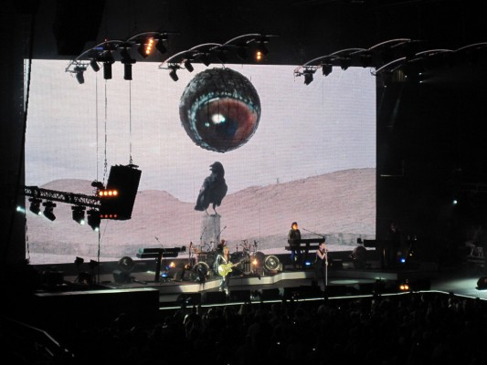 Depeche Mode Concert Madison Square Garden Nyc Artistic Things