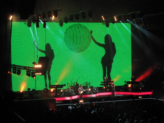 Depeche Mode Concert – Madison Square Garden,NYC | Artistic Things