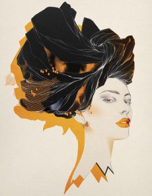 cc3 311x400 Cecilia Carlstedt Fashion Illustrations