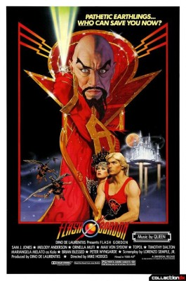 fgposter 265x400 Watch it: Flash Gordon (1980)