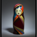 md10 75x75 The Russian Matryoshka Doll gets a Makeover