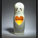 md18 75x75 The Russian Matryoshka Doll gets a Makeover
