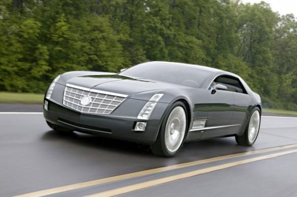 sixteenconcept000 600x399 585x389 Cadillac Sixteen...Just Nuts!!!