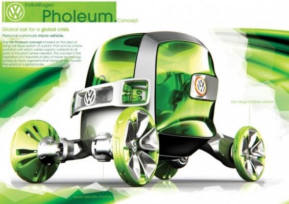 a11 600x424 566x400 VW Pholeum Concept