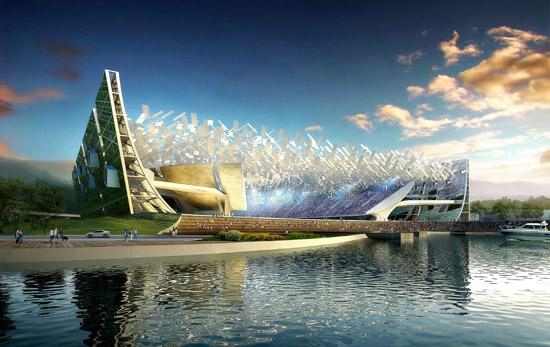 dal5 Dalian Stadium