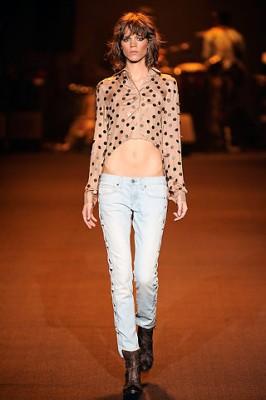 ew1 266x400 Erin Wasson x RVCA: New York Fashion Week Spring 2010