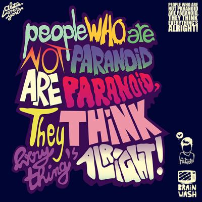 paranoid 400x400 Akuyou    Pop Art Specialist