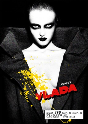 vlada 286x400  Paris Show Cards Go Dramatic