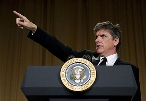 Craig Ferguson president obama biden mccain palin Craig Ferguson saves the day.