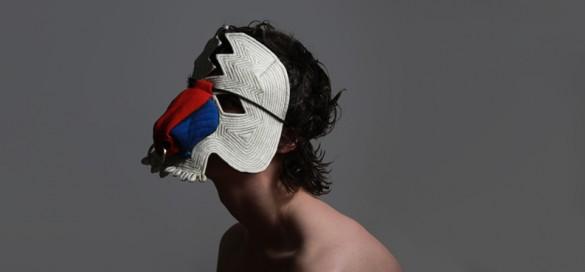 ShinMurayama 1 585x272 Valhalla Masks by Shin Murayama