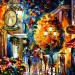 Leonid Afremov  5 75x75 The Sui Generis Paintings of Leonid Afremov