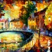 Leonid Afremov  9 75x75 The Sui Generis Paintings of Leonid Afremov