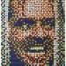R kubrick II pow 75x75 Space Invader Art