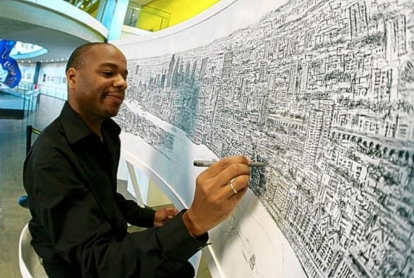 S Wiltshire 585x394 Stephen Wiltshire: The Human Camera