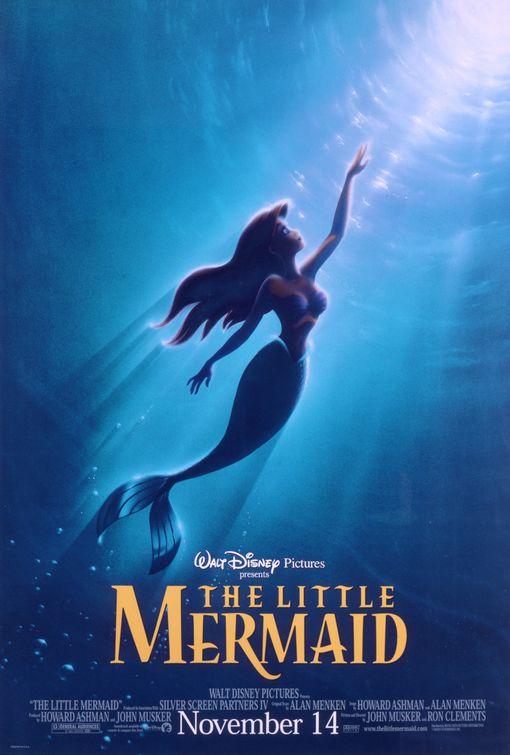 little mermaid ver1 Poor Unfortunate Souls... 20 years Later