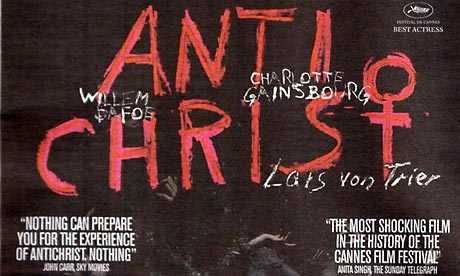 Antichrist movie ad 002 ANTICHRIST