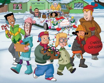 christmas recess Holiday Traditions:The Christmas Episode