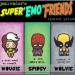 JSalvadors Super Emo Friends