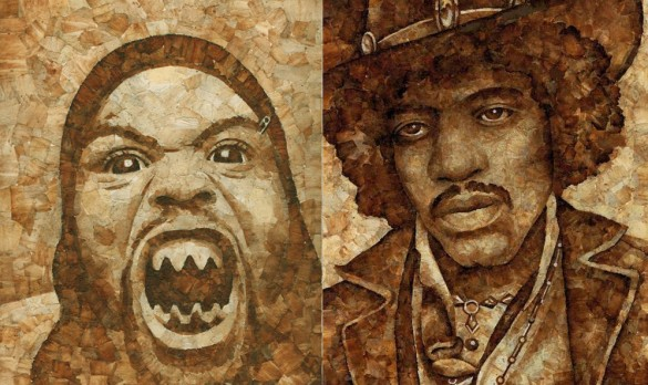 methodman jimi 585x348 Chronic Art   smokem if you got em or make art out of it