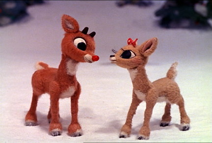 rudolph and clarice Vixen to Rudolph: Fame is Sexy