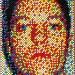 push pin mosaic8 75x75 Unordinary Portraits Of Ordinary People.