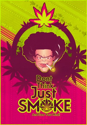 Dont Think  Just Smoke by Rockfield 280x400 Rockfield