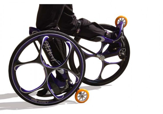 cs action7 571x400 Up, Down, Round & Round. Chariot Skates.