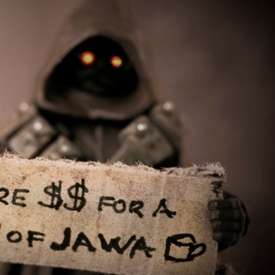 secret life of toys recession army jawa for java 400x400 Why So Serious?