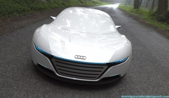 Audi A9 concept 3 600x349 585x340 Audi A9, What I.Robot Should Have Been