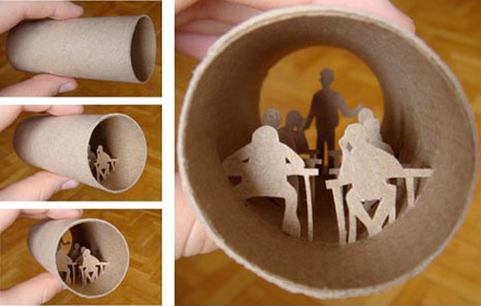 2373 Paper Rolls & The Things That Makes Us Love Them
