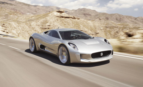500x jaguar c x75 Jaguar C X75 Concept: Your Dream Car