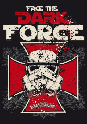 steve santana 1 282x400 Steve Santana: Face The Dark Force
