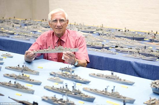 matchstick ships Phillip Warren's Matchstick Armada