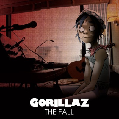 the fall 400x400 Gorillaz   The Fall