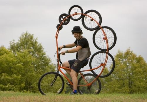 jwj kundla bikes 270 Art Bikes by Todd Kundla